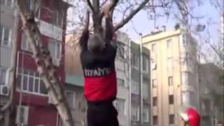 Türk İşi Kedi Kurtarma Operasyonu
