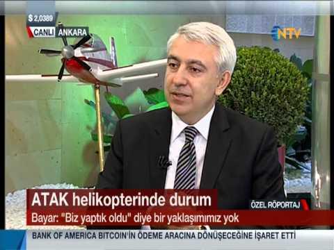 Müsteşar Murad Bayar NTV Özel Röportajı