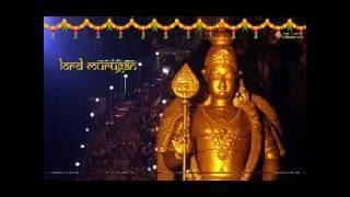 Sri Subramaniya Bhujangam | Palanimalaiyanea Sung By Jayasri Bala Tamil Devotional songs