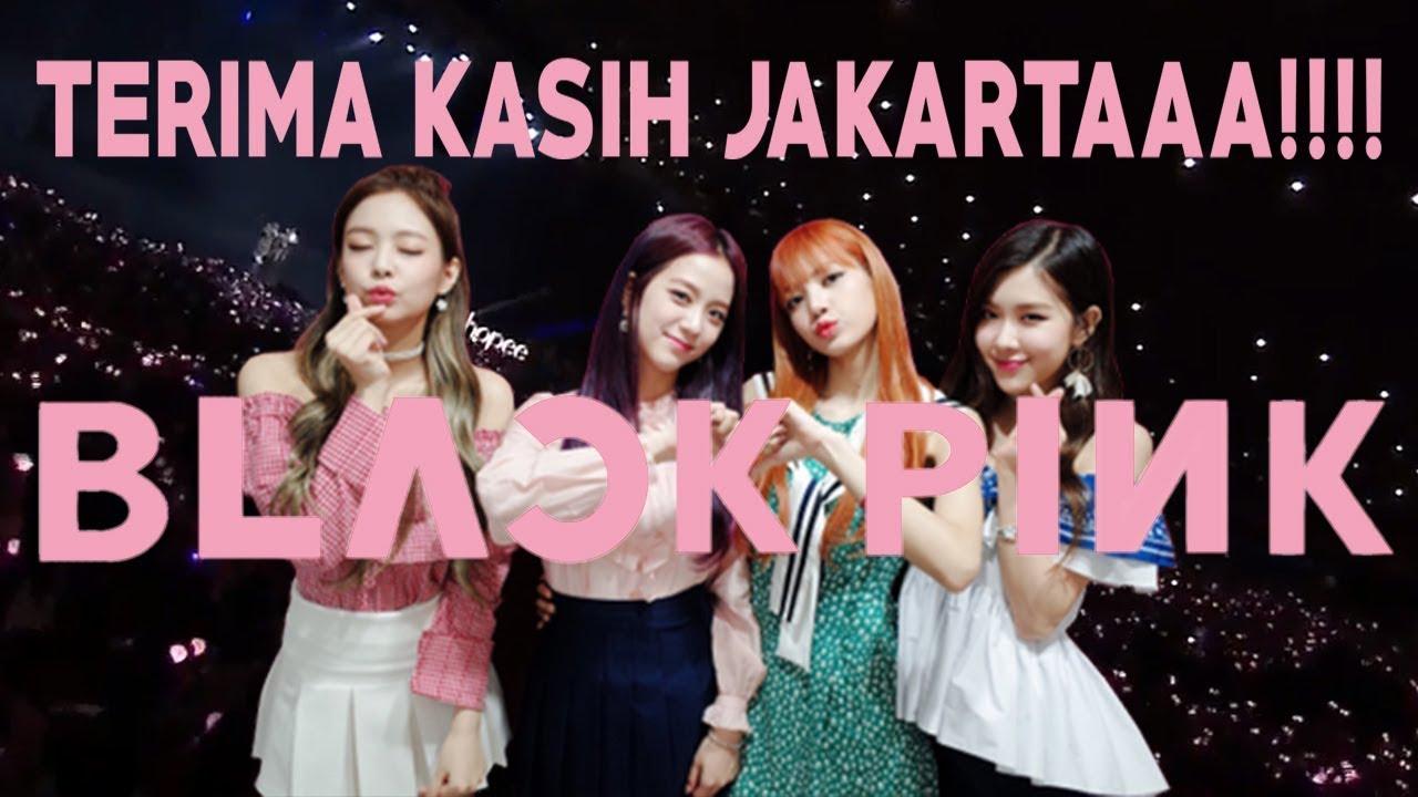 Blackpink Ddu Du Ddu Du Konser Blackpink Live Di Jakarta