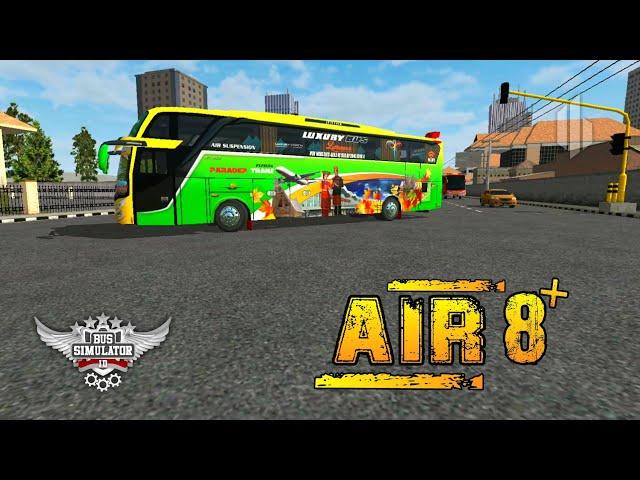 BUSSID | AIR8+