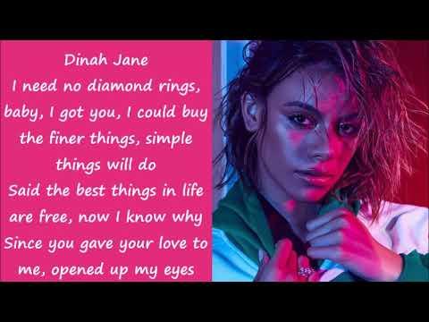 Dinah Jane - Bottled Up Ft. Ty dolla sign, Marc E. Bassy (Lyrics)