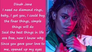 Baixar Dinah Jane - Bottled Up Ft. Ty dolla sign, Marc E. Bassy (Lyrics)