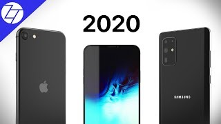 iPhone 12, Galaxy S20, PS5 & more – EPIC Tech for 2020!