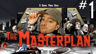 The Masterplan Gameplay - Intro Part 1 - Lets Play Walkthrough Review PC