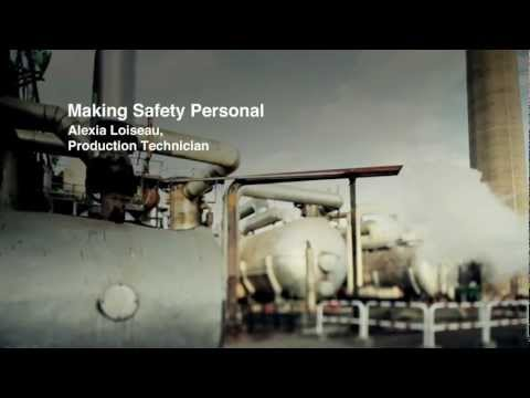 Making Safety Personal: Production Technician safety profile with Total E&P France