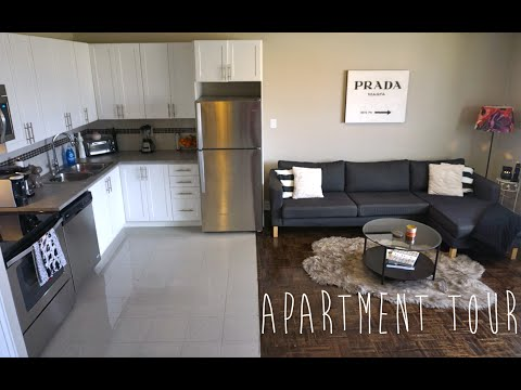 APARTMENT TOUR | STUDENT | ON A BUDGET