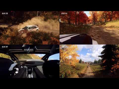 10v20v30v40 HOURS PROGRESS! Dirt Rally 2.0: USA  