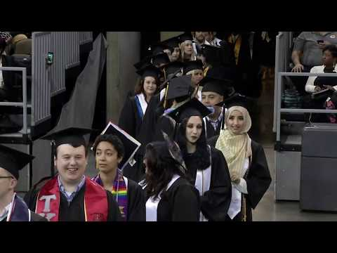 47th Spring Commencement 2019 (3:00 pm)