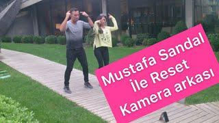 Mustafa Sandal ile RESET kamera arkası #resetdance Video