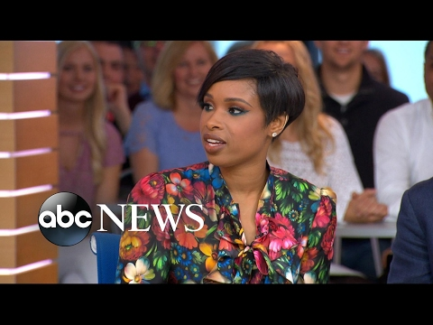 Jennifer Hudson's favorite part about working with Adam Sandler