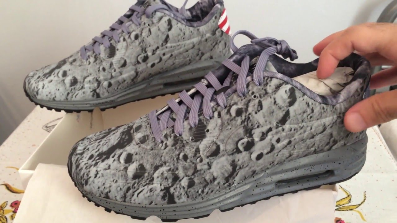 Air Max Lunar 90 SP Moon Landing Nike Sneaker Collection