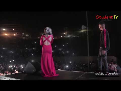 Nasty C ft Rowlene - SMA Live at Ivyson Tour Durban