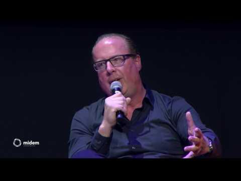 Keynote: Steve Bartels, Def Jam - Midem 2017