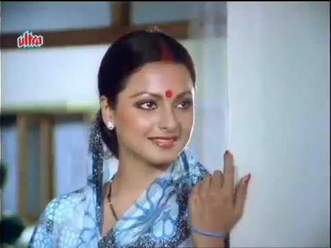 Tere Bina Jiya Jayena  Rekha, Lata Mangeshkar, Ghar SongMP4