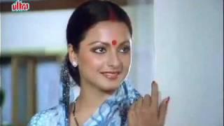 Tere Bina Jiya Jayena - Rekha, Lata Mangeshkar, Ghar Song.MP4