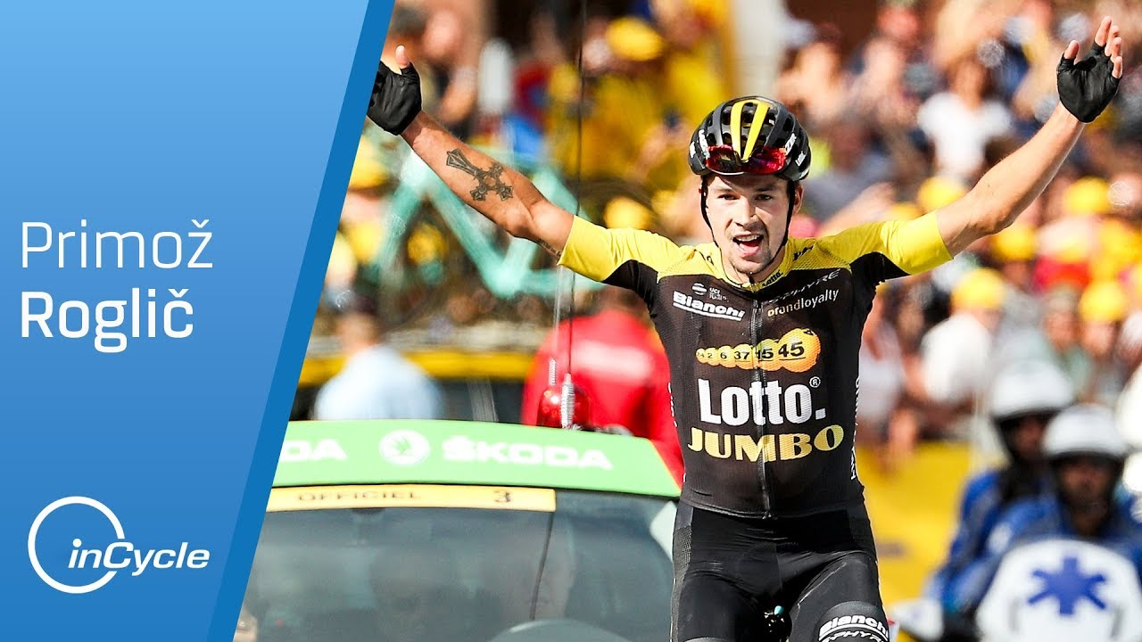 primoz roglic on why he turned to cycling from ski jumping incycle