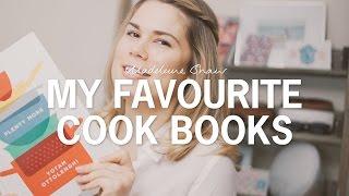 My Favourite Cookbooks | Madeleine Shaw