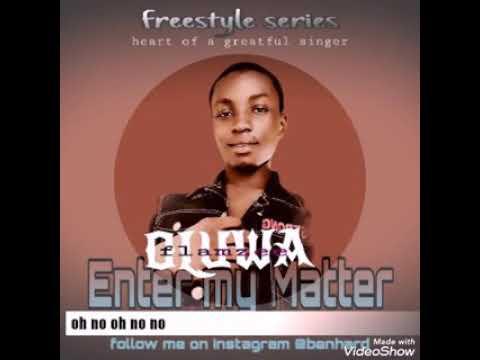 The Edo Artist you must watch Flemzee- oluwa enter my matter lyrics video