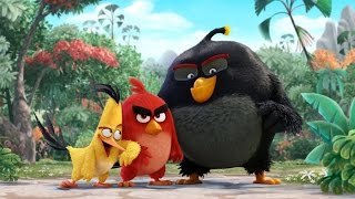 ANGRY BIRDS У КІНО / ANGRY BIRDS В КИНО. Трейлер 1 (український)