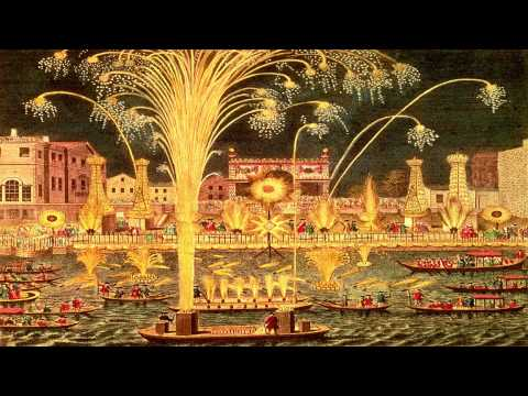 (part 2/2) Handel -〈Music for the Royal Fireworks〉Suite, HWV 351 (Trevor Pinnock)