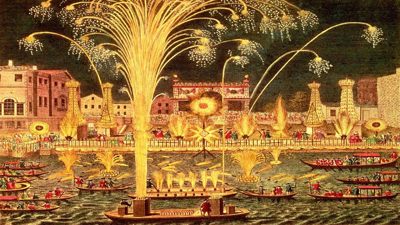 Georg Friedrich Händel* Handel·- Pierre Boulez / New York Philharmonic Orchestra, The* New York Philharmonic - Water Music Suite/ Royal Fireworks Music