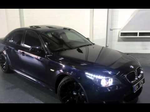 2005 BMW 530i E60 M Sport Steptronic Carbon Schwarz 6 Speed