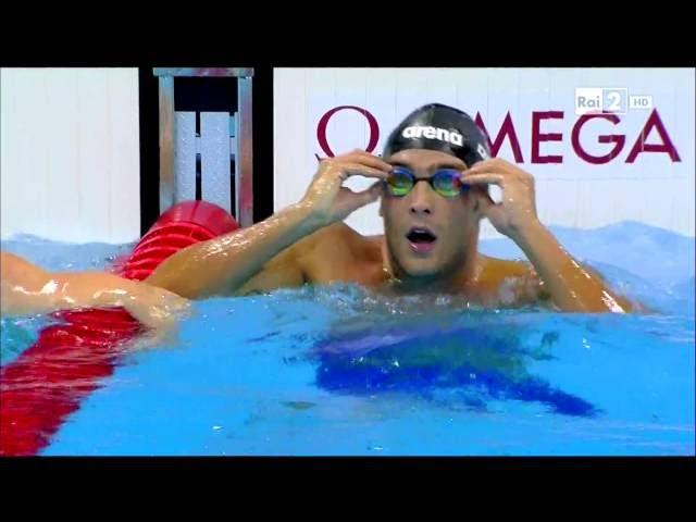 Casa Italia - Gabriele Detti rivive le emozioni della sua medaglia a Rio 2016