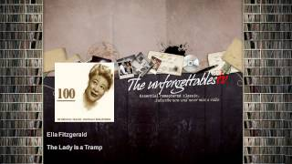 Ella Fitzgerald - The Lady Is a Tramp