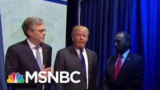 Lessons From Debates Past: Don't Mess Up The Walkout | All In | MSNBC