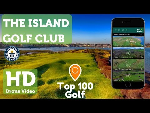 The Island Golf Club | HD Drone Video