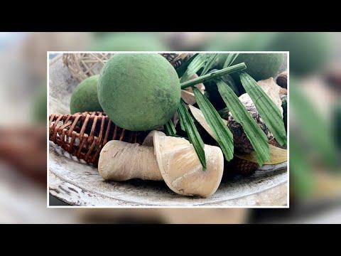 HOBBY LOBBY HAUL + Decorate With Me!! RARE VIDEO!! || Botanical Themed Decor 2019