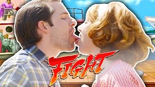 TONGUE FIGHT! (BTS)