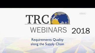 Requirements Quality along the Supply Chain