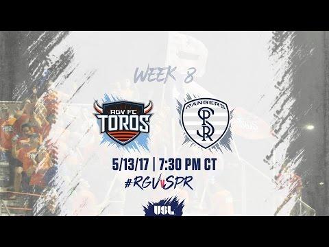USL LIVE - Rio Grande Valley FC vs Swope Park Rangers 5/13/17