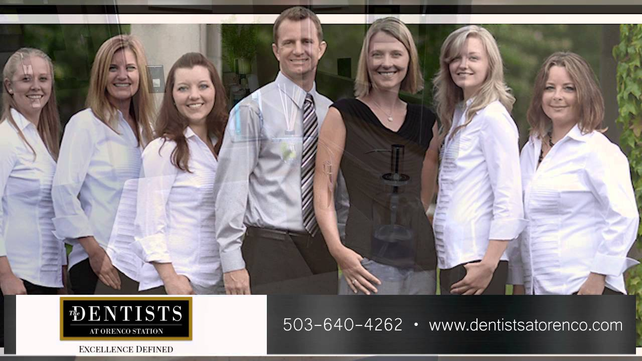 dentists at orenco station dental in hillsboro youtube
