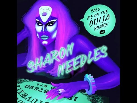 Sharon Needles - Call Me On The Ouija Board [Official]