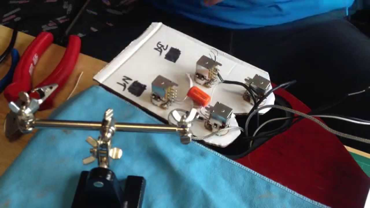 LP Projekt - Part 13 - Elektronik - YouTube