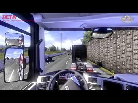 Magnum locked and loaded - Euro Truck Simulator 2