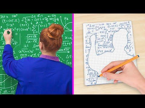 18 Lustige Schul Streiche / Lehrer Streiche