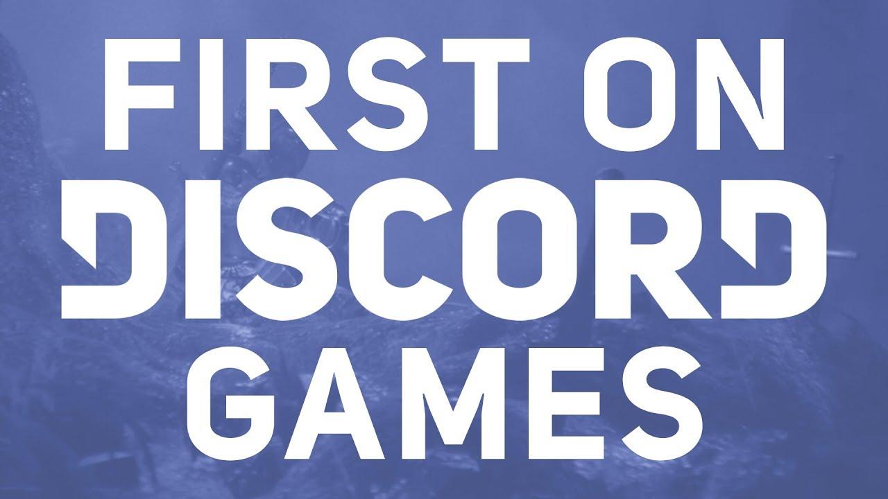 Discord назвала игры, которые станут временными эксклюзивами для площадки