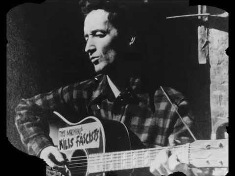 Mean Talkin Blues ~ Woody Guthrie