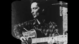 Mean Talkin Blues ~ Woody Guthrie