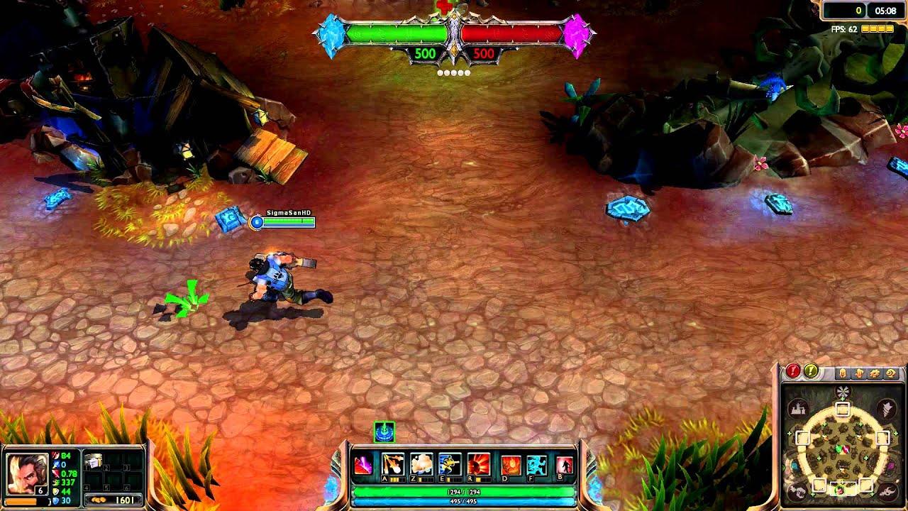 Hired Gun Graves - Skin Spotlight League of Legends - YouTube