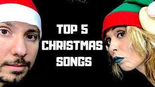 Baixar TOP 5 CHRISTMAS SONGS (with Jingle Bells metal cover)