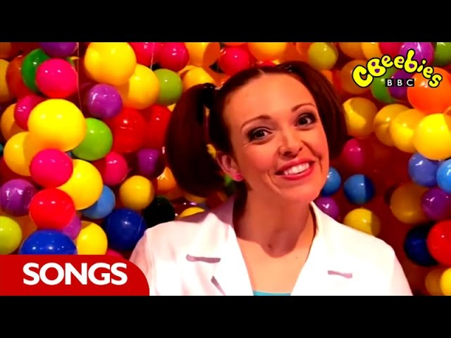 Nina and the Neurons: Get Sporty: Theme Song-CBeebies