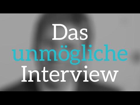 Das unmögliche Interview mit Josef Ostermayer