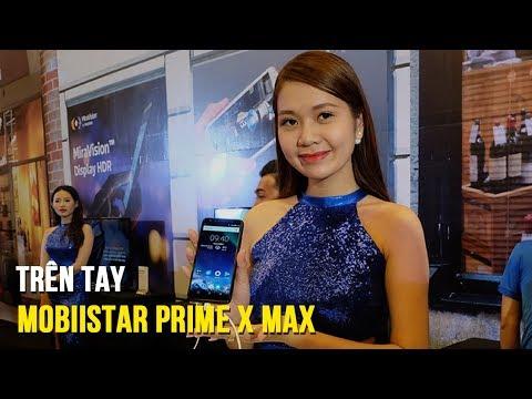 Mobiistar Prime X Max - Smartphone 4 camera của người Việt - Cho người Việt