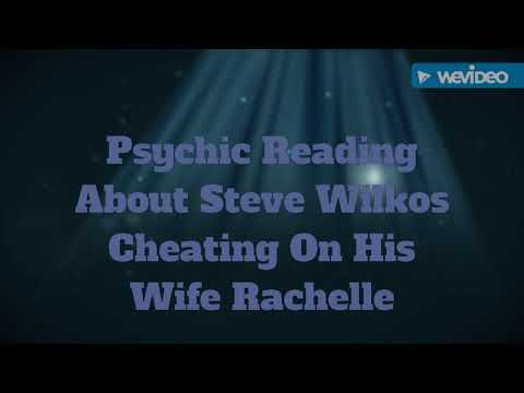 Psychic Reading About Steve Wilkos Cheating On His Wife, (Better Quality) PLEASE READ DESCRIPTION