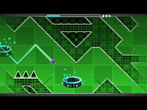 Geometry Dash | Mountain King